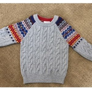Hanna Andersson Boys Sweater